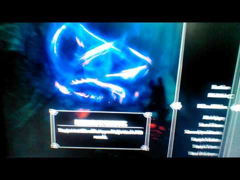 Skyrim werewolf/vampire hybrid (no mod)
