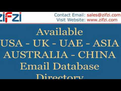 USA Consumer-Business Opt In Email Lists Database.