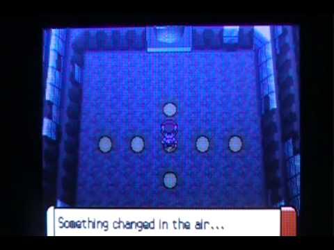 Pokemon Platinum: How to catch Regice