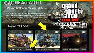 GTA ONLINE GUNRUNNING DLC - HOW MUCH MONEY YOU