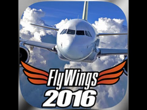 Flight Simulator 2016 FlyWings By Thetis Consulting/ Test Free Flight /