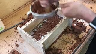 How to Make Custom Coins - Aluminium Sand Casting || Quick Cuts