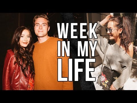 WEEK IN MY LIFE: LA Parties, Concert, & More!