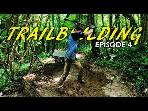 Trail Building Diaries ep 4 / Roller, Réception & Moustiques | Drop