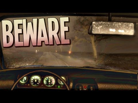 SURVIVING THE MOST DANGEROUS CAR CHASE - Spooky Jalopy! - Being Stealthy - BEWARE Gameplay
