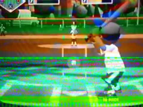 186,000 Mile Home Run David Ortiz Backyard Baseball 2009