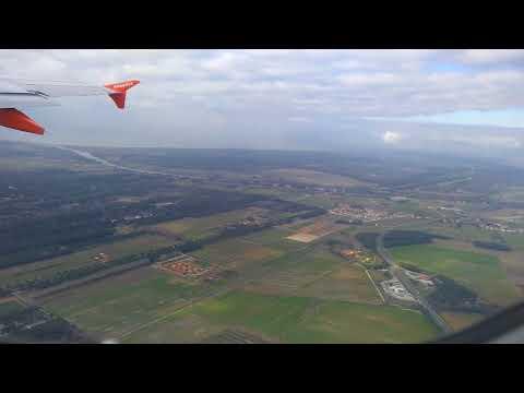 Taking off from Pisa Galileo Galilei Airport
