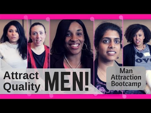 How To Attract High Quality Men (What My Clients Say)