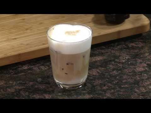 Breville -- Espresso Recipe: Iced Cappuccino
