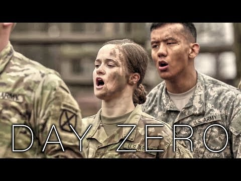 U.S. Army Air Assault School: Day Zero Obstacle Course