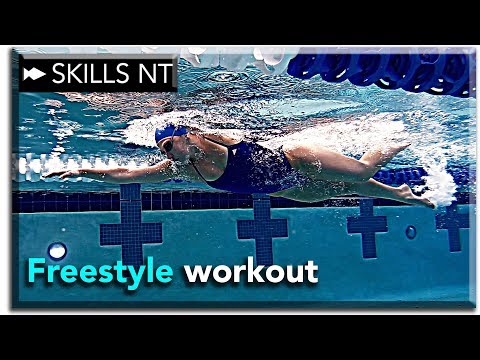 Freestyle workout #6 improve your speed endurance