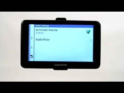 How to Adjust the Volume on a Garmin GPS : GPS & Garmin