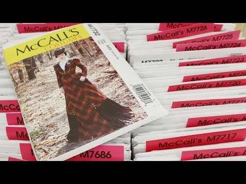 McCall's Pattern Announcement! M7732