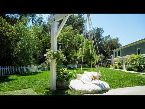 DIY Trampoline Swing - Hallmark Channel
