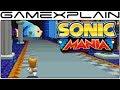 Sonic Mania Special Bonus Stage Impressions return Of Blue Spheres