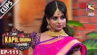 Kapil Sharma And Princess Devsena - The Kapil Sharma Show - 3rd Jun, 2017