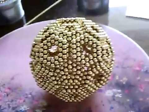 Mini Soccer Ball / Buckyball (Ball Magnets)