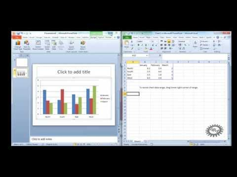 Microsoft Powerpoint 2010 - Animating Graphs
