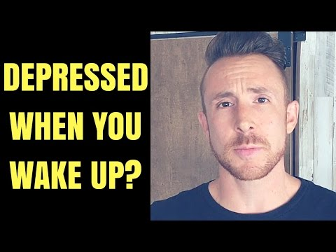Waking Up Depressed? (Why It's Normal During Awakening & What To Do)