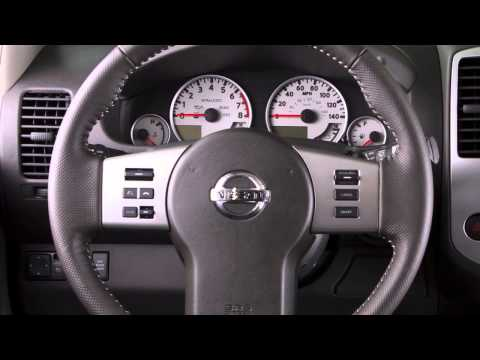 2015 NISSAN Frontier - Bluetooth® Streaming Audio Non-Navi (if so equipped)