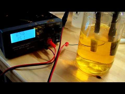 Electrolytic Bromine, Part 1