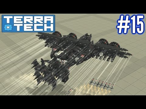 Terratech | Ep 15 | Hawkeye Bomber Plane!