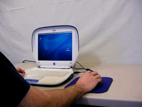 iBook Ebay Video