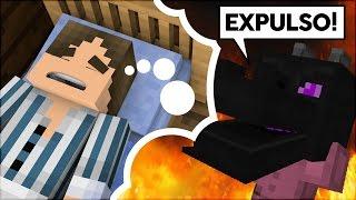 Minecraft: QUAL SERIA O MAIOR PESADELO DO JAZZGHOST?!