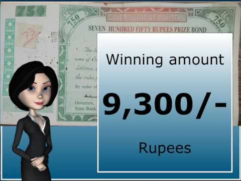 Proof of Winning 750 Rupees Prize Bonds - Check 884329 in 71st Draw