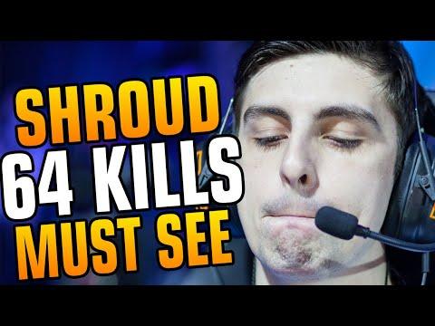 Download CS:GO SHROUD - 64 KILLS ON MIRAGE (MUST SEE)