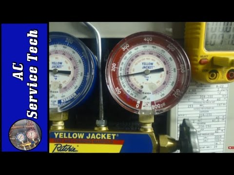 Tutorial on How to Use and Read a REFRIGERANT GAUGE SET!