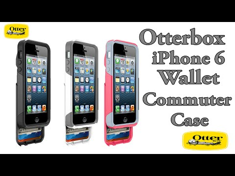Otterbox iPhone 6 Commuter Series Wallet Case April 2015