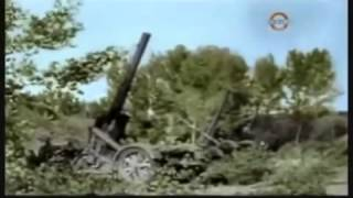 Color combat footage Wehrmacht ,Waffen SS