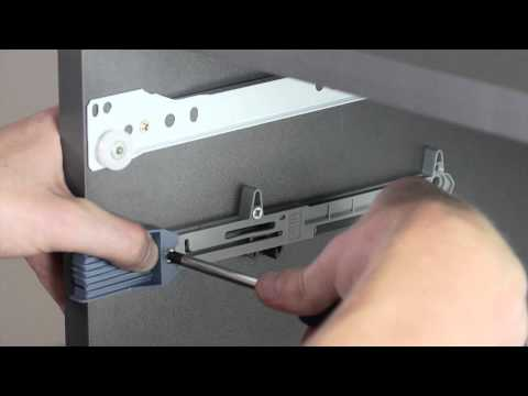 Cowdroy DIY Soft Close adaptor for Metal Drawers