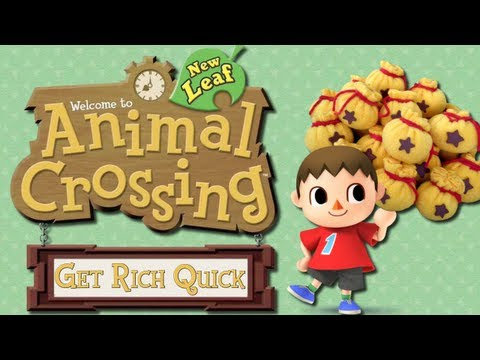 Animal Crossing: New Leaf - Quick Bell Making Guide (400k in 30min!)