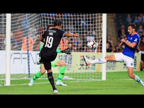 傑志 vs 曼城 Kitchee vs Manchester City - 賽馬會傑志中心盃 (24/7/2019) HD