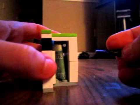 mini LEGO safe