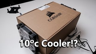 DIY cardboard PC chiller (Road to sub-ambient cooling)