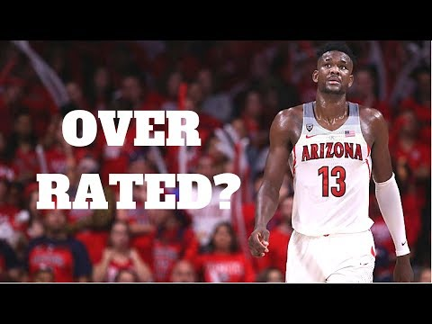 Is DeAndre Ayton Overrated?