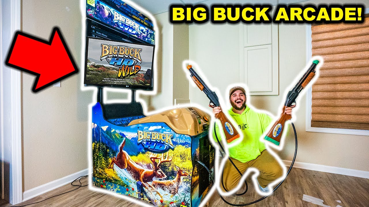 Building an ARCADE in My HOUSE!!! (Facebook Marketplace FAIL)