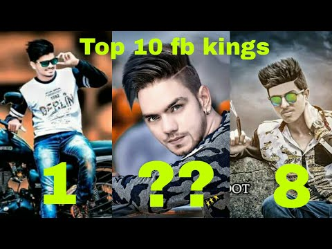 Top 10 Facebook kings Ranking and followers