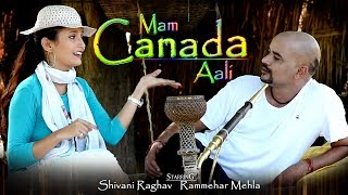 मेम कनाडा आली # New Haryanvi Song 2017 # Mam Canada Aali # Rammehar Mahla & Shivani Raghav # DJ Song