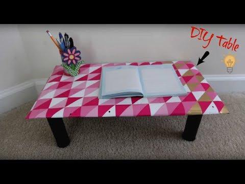 DIY CardBoard Play Table For Kids || Easy Craft || DIY Desk Organizer|| Inspiration Kidzone