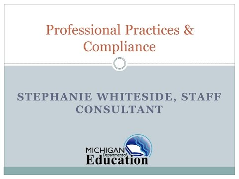 03 Michigan Educator Professional Practices