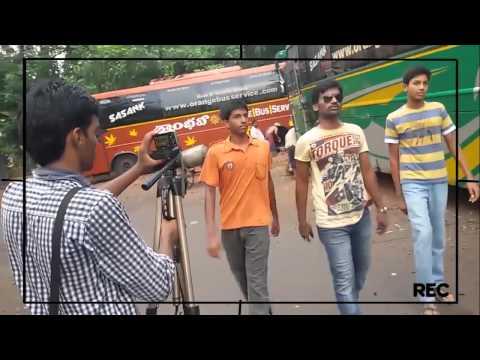 Making Of Anveshana...by CS Production Chakri King Maker