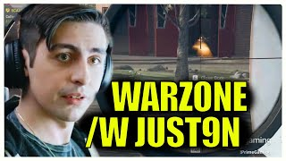 SHROUD - BACK ON WARZONE WITH THE BROYS + INSANE GAME  【CALL OF DUTY】