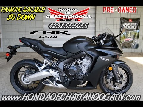 Sports Bikes For Sale >> Used 2014 Honda Cbr650f For Sale Cbr Sport Bike Motorcycle