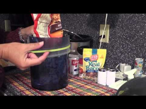 Crockpot Country Breakfast Casserole