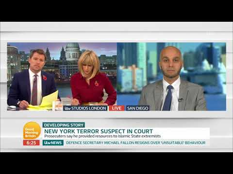 Immigration Attorney Discusses the 'Green Card Lottery' | Good Morning Britain