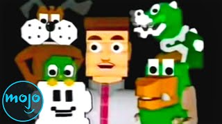 Top 10 WORST Nintendo Commercials of All Time